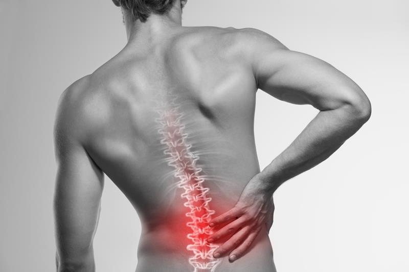 back pain  Kearney, NE